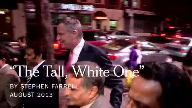 News video: Bill de Blasio: